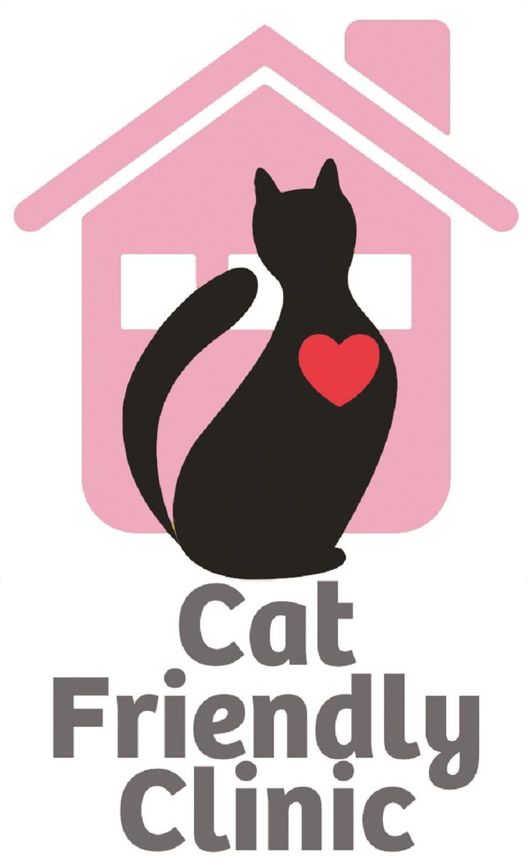logo catfriendly clinic